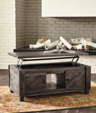 CHASEBURG Casual Coffee Table