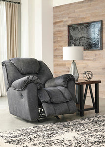 CAPEHORN Contemporary Rocker Recliner