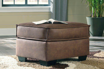 TERRINGTON Contemporary Ottoman