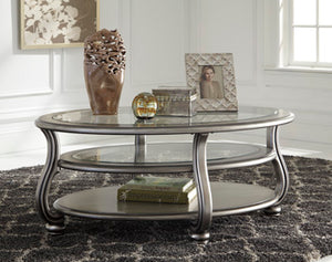 CORALAYNE Traditional Coffee Table