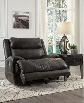 BRINLACK Contemporary Recliner