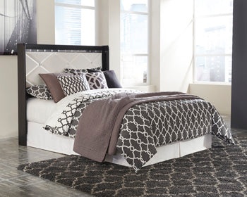 FANCEE Contemporary Panel Headboard