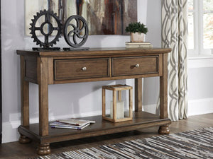 FLYNNTER Casual Console Table