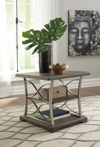 BAYMORE Casual End Table