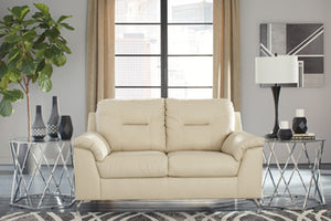 TENSAS Contemporary Love Seat
