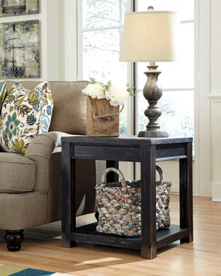 GAVELSTON Casual End Table