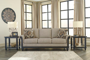 BLACKWOOD Traditional Sofa