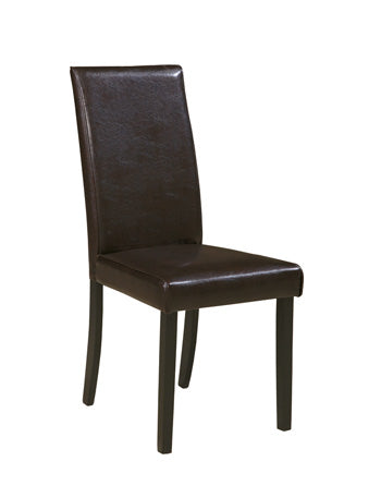 KIMONTE Contemporary Chair x2