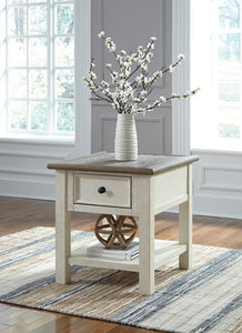 BOLANBURG Casual End Table