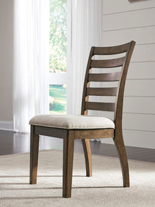 FLYNNTER Casual Dining Chair (Set of 2)