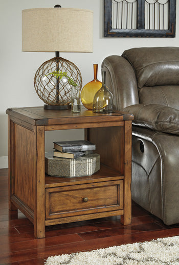 TAMONIE Casual End Table