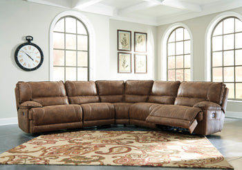 GRATTIS Contemporary Sectional