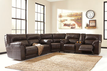 BARRETTSVILLE Contemporary Sectional