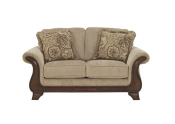 LANETT Traditional Love Seat