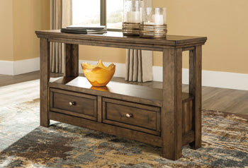FLYNNTER Casual Sofa Table
