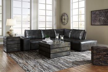 CLIFFONEY Contemporary Sectional