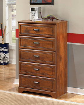 BARCHAN Casual 5 Drawer Chest