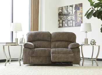 CANNELTON Pwr Rec Loveseat/Adj Headrest