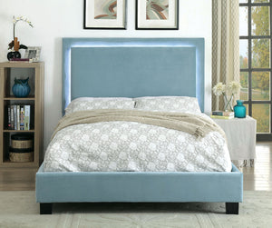 ERGLOW I Contemporary Bed