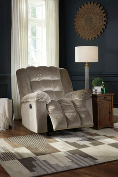 MINTURN Contemporary Rocker Recliner