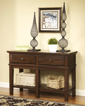 GATELY Casual Console Table