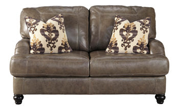 KANNERDY Contemporary Love Seat