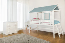 OMESTAD Contemporary Bed