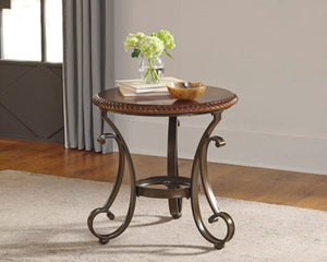 GAMBREY Traditional End Table