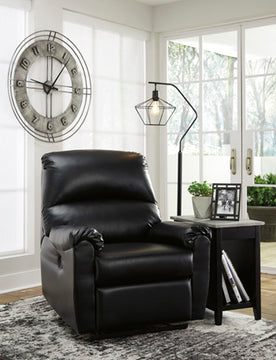 CROZIER Contemporary Recliner