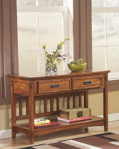 CROSS ISLAND Casual Console Table