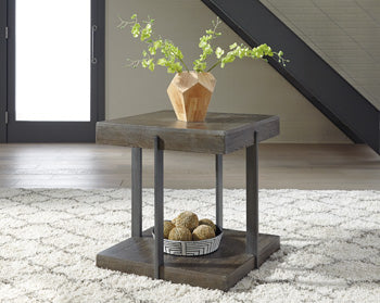 GANTONI Contemporary End Table