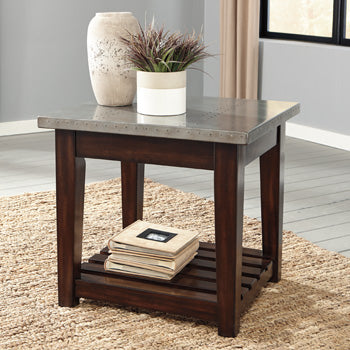 BYNDERMAN Casual End Table