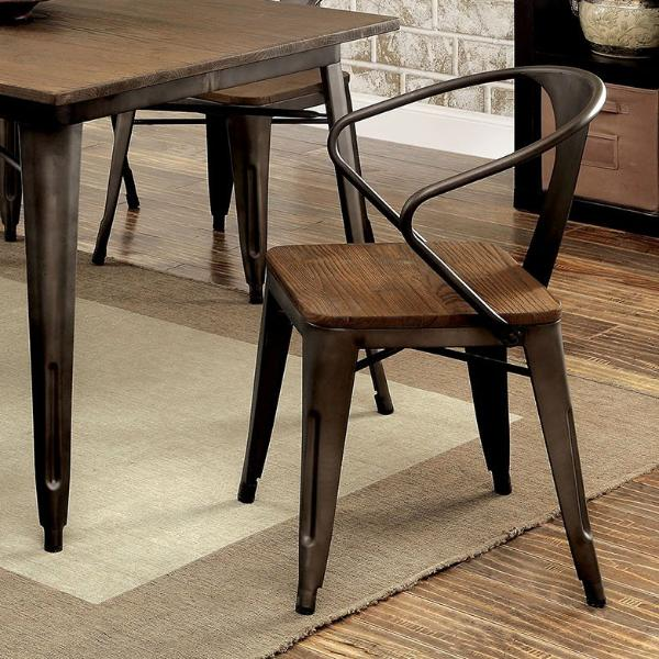 COOPER I Industrial Dining Chair