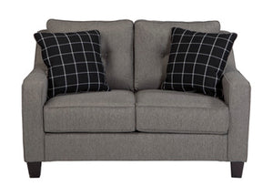 BRINDON Contemporary Love Seat