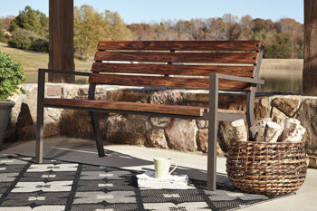 HATCHLANDS Traditional Outdoor Bench
