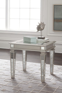 TESSANI Contemporary End Table