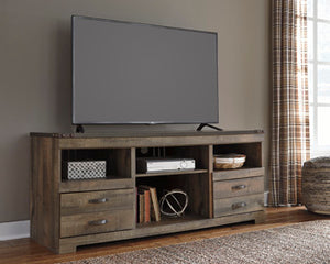 TRINELL Casual TV Console