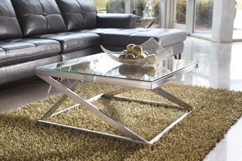 COYLIN Contemporary Coffee Table