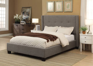 MADELEINE Bed (Platform or Storage)