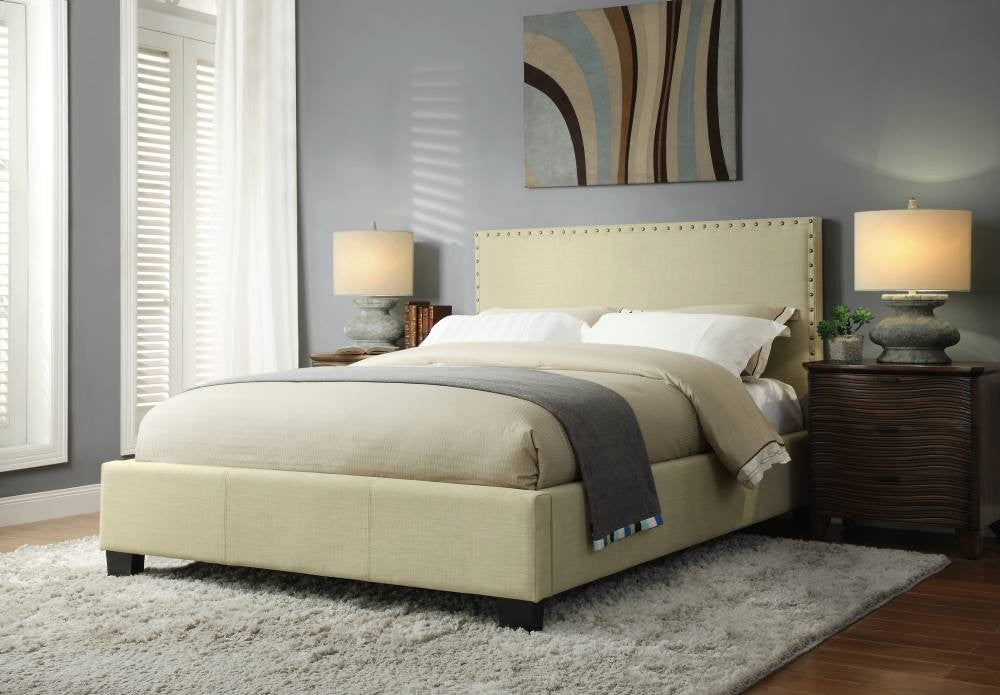 TAVEL Bed (Platform or Storage)