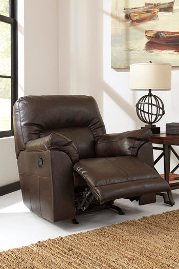 BARRETTSVILLE Contemporary Rocker Recliner