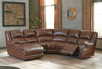 BILLWEDGE Contemporary Sectional