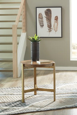 FRANSTON Contemporary End Table