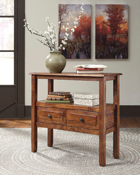 ABBONTO Casual Accent Table