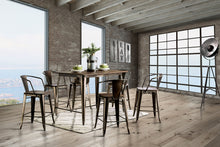 COOPER II Industrial Dining Chair