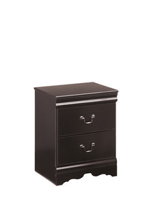 HUEY VINEYARD Casual Two Drawer Nightstand