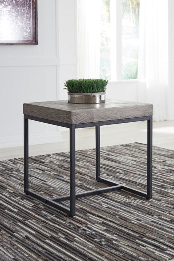 BRAZIN Casual End Table
