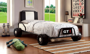 POWER RACER Novelty Bed