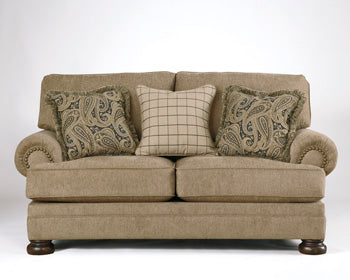 KEEREEL Traditional Love Seat