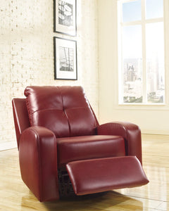 MANNIX Contemporary Glider Recliner